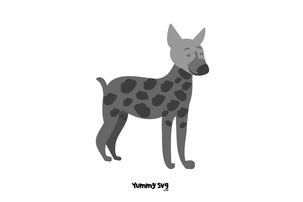 Tall-Dog-Svg