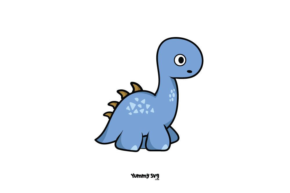 The Good Dinosaur Free Svg