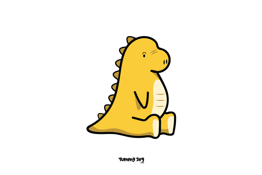 The Good Dinosaur Free Svg