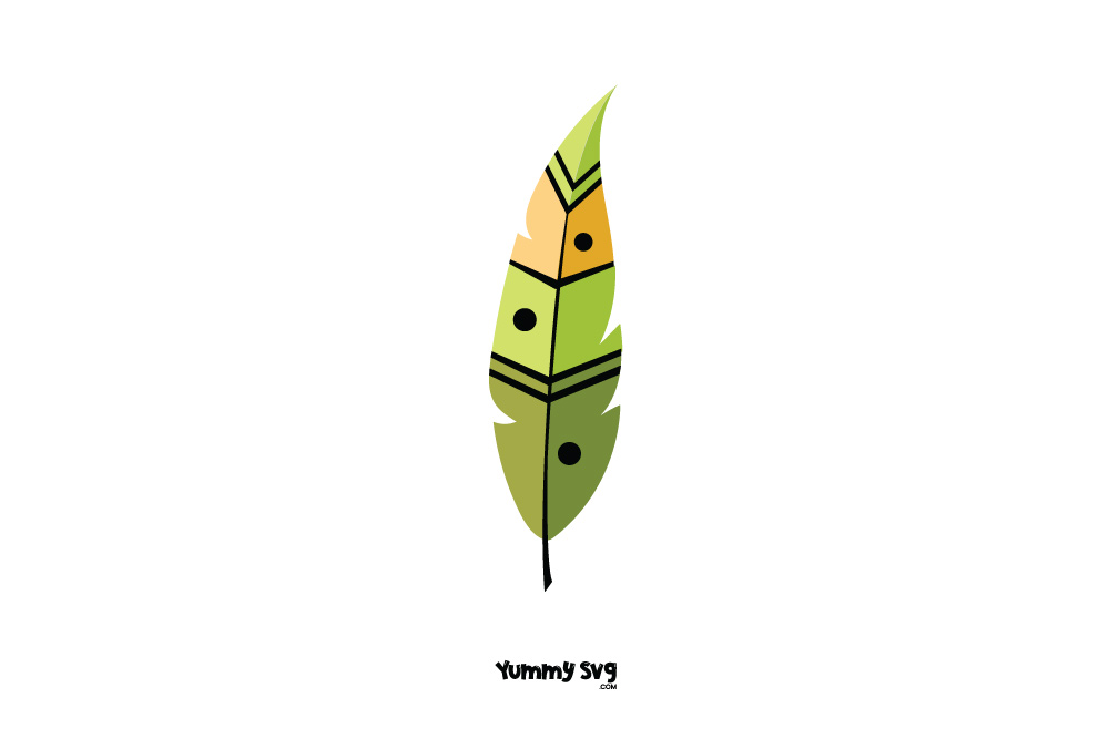 Tribal-feather-Free-Svg-1